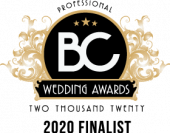 BC Wedding Awards 2020
